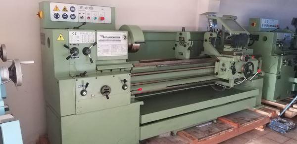 BTT 50/1000-1500-2000 ÜNİVERSAL TOS TORNA