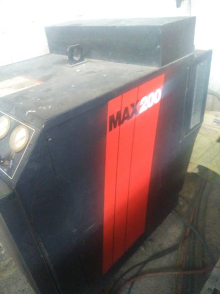 Hypertherm MAX 200 / 30 mm Kesme Kapasiteli Plazma
