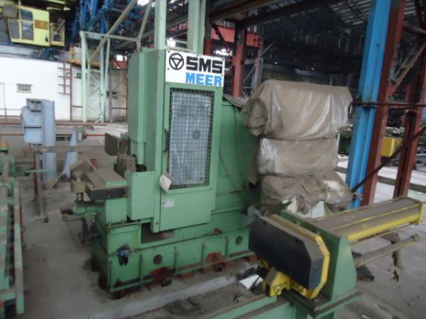 SMS MEER CNC DOUBLE SIDED CHAMFERING MACHINE