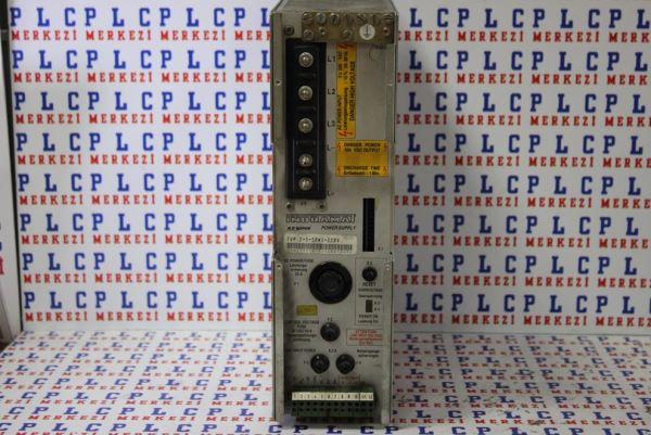 TVM 2.1-50W-220V Servo Drive / Sürücü