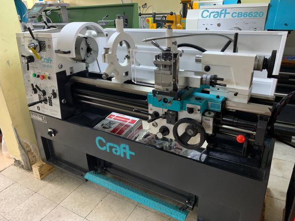 CRAFT CR4210 ÜNİVERSAL TORNA