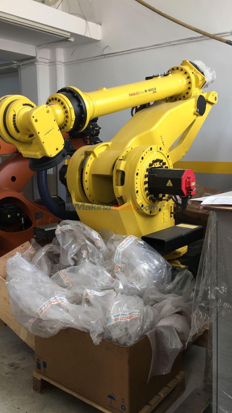 Satilik Ikinci El Fanuc Robot Kol Robot Kol Robotlar Makinesi