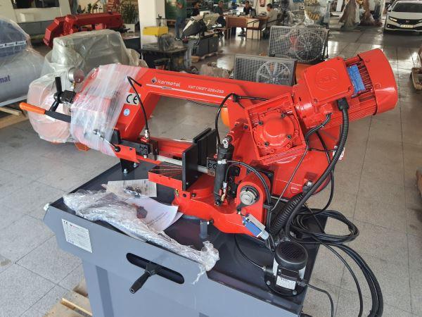 Stokta Hazır Karmetal 220 x 250 Şerit Testere