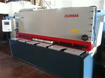 Durmazlar VS-3006 3 metre 6 mm Hidrolik CNC Giyotin Makas