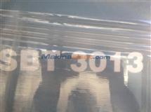 DURMA SBT 3013 3m 13mm Hidrolik Devirmeli Giyotin Makas