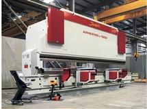 APHS 31120 CNC HİDROLİK ABKANT PRES SIFIR - 6100MM -1250MM ARASI CNC ABKANTLAR
