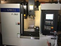 Leadwell V-30iF CNC Dik İşleme Merkezi  (Kullanılmamış Makine)