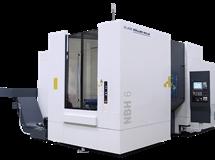 Hüller Hille NBH 6+ CNC Yatay İşleme (Kullanılmamış Makine)