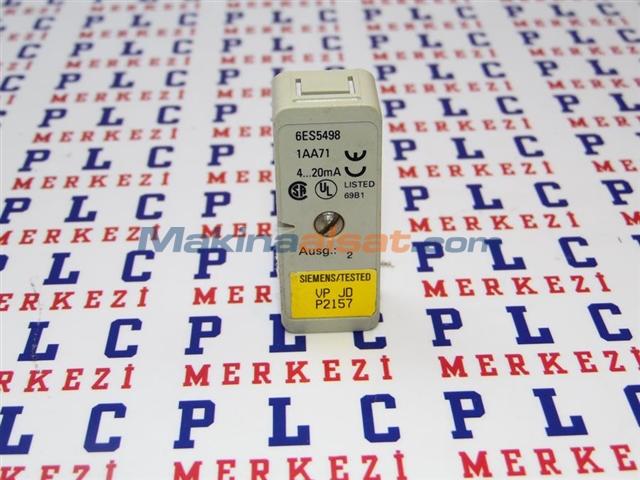 SIEMENS 6ES5498-1AA71