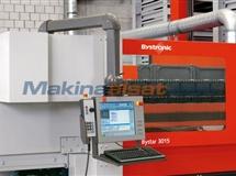 BYSTRONIC BYSTAR 3015 4400 W. 2005 Model Lazer Tezgahı